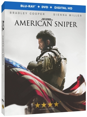 """American Sniper"" on Blu-ray and DVD"