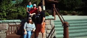 Bean Family Disney Vacation 2011