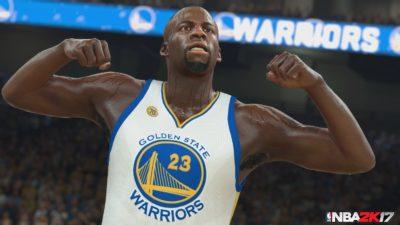 NBA 2K17 Screen Shot
