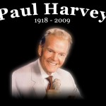 Remembering Paul Harvey and The Rest of the Story
