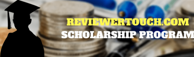ReviewerTouch $1000 Scholarship