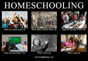 Rob McNealy - Homeschooling