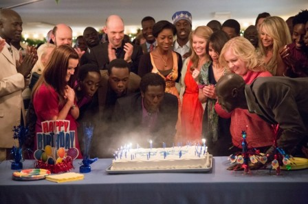 The Good Lie - Birthday Party on January 1st