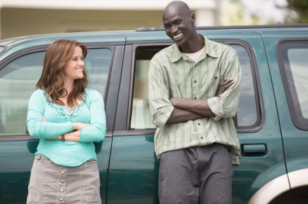 The Good Lie - Reese Witherspoon with Jeremiah