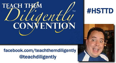 Homeschool Daddy Joins Teach Them Diligently Blogger Team